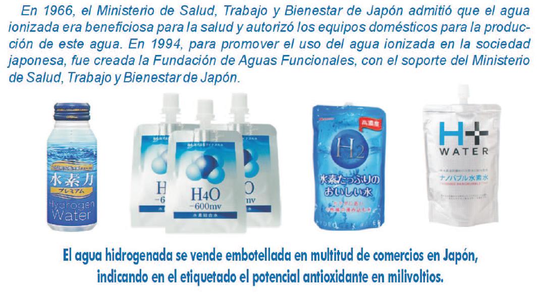 #agua #hidrogenada HYDROGEN